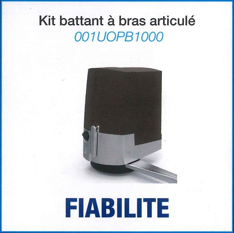 kit battant bras articul portail battant jusqu 39 2 m 250 kg maximim automatismes de portails. Black Bedroom Furniture Sets. Home Design Ideas