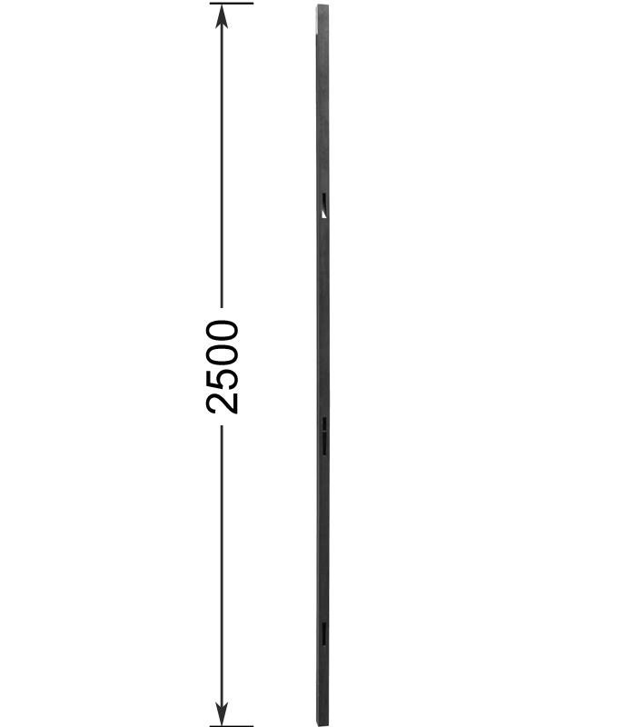 tube g che perc pour serrure cisa 3 points hauteur 2500. Black Bedroom Furniture Sets. Home Design Ideas